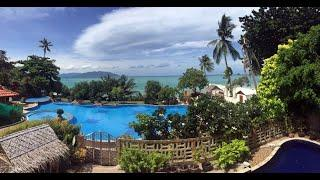 Samui Art Villa - 3 Brd Beachfront Villa for rent at Koh Samui Thailand