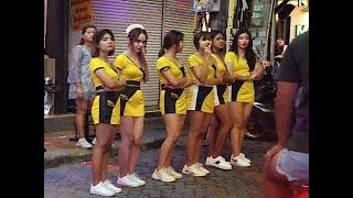 Pattaya Is Full Of Girls But No Tourists.... How Can We Fix The Situation In Thailand? (4K)