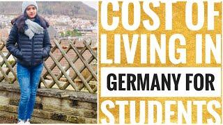 EPISODE -24/ ONE MONTH LIVING EXPENSE FOR STUDENT  IN GERMANY /MALAYALAM VLOG