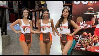Hooters Is Open!!! Beach Road, Pattaya in Thailand is Back!