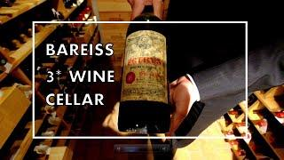 AMAZING 3 Michelin star WINE CELLAR at BAREISS in Germany