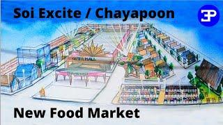 Soi Excite / Chaiyapoon New Market in Pattaya