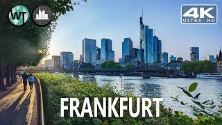 Frankfurt - Historic Centre, Financial District, Shopping Area -