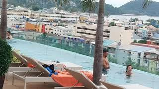 The Marine hotel patong Phuket Thailand. A beautiful hotel by Dhirender Dabas the travel desi