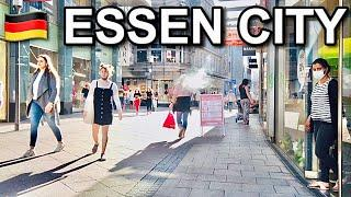 The Shopping City of Germany - Essen City Walking in May 2020