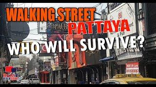 Walking Street Pattaya, Agogo's and bars, who will survive post COVID?  Part TWO January 2021
