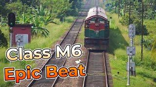 German Class M6 EMD Epic Beat Sound in Sri Lanka Railways