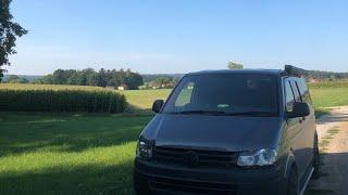 Driving from Germany to Austria