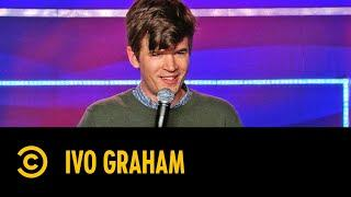 Ivo Graham The Virgin Comic On Finally Meeting A Girl | Stand Up | Made In The UK