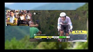 Tour de France 2020: Dramatic finish to Stage 20