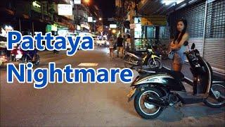Pattaya is a Nightmare in January, 2021