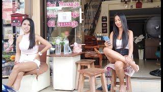 Massage Shops in Pattaya - How Long Can They Survive Without Tourists In Thailand?