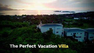 the Perfect Vacation Villa - Koh Samui Villa Tour - Domestic Travel Thailand