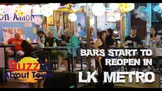 LK Metro Pattaya 1st July 2020 - The bars slowly reopen but its nothing like it was before in LK.