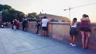 [4K] Berlin Germany City Summer Walk in 2020 - Walking Tour to Museum Island and Cathedral