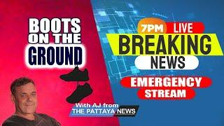 Pattaya Bars to Re-open 1st February - LIVE - with AJ from Pattaya News