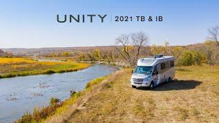 2021 Unity Twin Bed & Island Bed